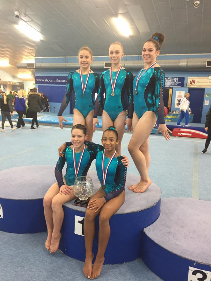 Team Excel Gold 2016