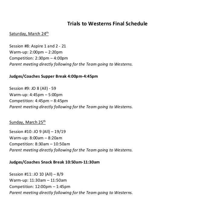 trials-to-westerns-final-schedule