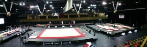 Gymnix 2016 - venue